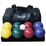 Hathaway Deluxe Bocce Ball Game Set