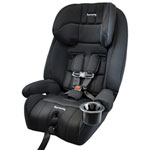 Harmony Defender 360° Convertible 3-in-1 Booster Seat - Midnight