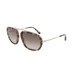 37dc428ead5 Tom Ford Johnson Men s Navigator Sunglasses FT0453 53F 57