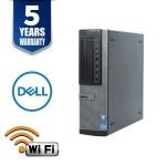 DELL OPTIPLEX 790 SFF I7 2600 3.4 GHZ 16.0 GB 500GB DVD WIN 10 PRO 5YR WTY USB WIFI - Refurbished