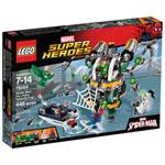 LEGO Marvel Super Heroes: Spider-Man Doc Ock's Tentacle Trap (76059)