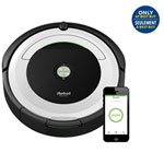 Aspirateur robot Wi-Fi Roomba 695 d'iRobot - Exclusivité Best Buy