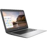 "HP G4 14"" Chromebook (Intel Celeron N2840/16GB eMMC/4GB RAM/Chrome OS) - T4M32UT#ABA"