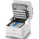 OKI MC363dn Colour Wired All-In-One Laser Printer - (62447601)