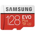 Samsung EVO Plus 128GB 100MB/s microSDXC UHS-3 Memory Card