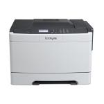 Lexmark CS417dn Laser Printer - Color - 2400 x 600 dpi Print - Plain Paper Print - Desktop