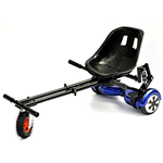 Newest Hovercart with Shock Absorber & Pneumatic Tyre for Off-Road Hoverboard