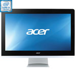 "Acer Aspire Z 21.5"" All-in-One PC - Silver (Intel Ci3-7100T/1TB HDD/6GB RAM/Intel HD Graphics 6300)"