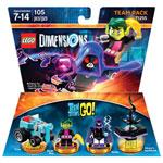 Ensemble Teen Titans Go!: Teen Titans Go! Pack de LEGO Dimensions