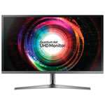 "Samsung 28"" 4K UHD 60Hz 1ms TN LED Qdot Monitor (LU28H750UQNXZA) - Black"