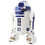 Droïde commandé par application Star Wars R2-D2 de Sphero (R201FCA) - Blanc - Bleu