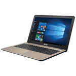 "ASUS VivoBook X540YA 15.6"" Laptop - Chocolate Black/Gold (AMD A8-7410/500GB HDD/4GB RAM/Win10)"