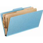 Pendaflex 03604 Classification Folder T3 Blue Pack Of 5