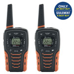 Cobra Rugged 56km 2-Way Radio (ACXT645) - Only at Best Buy