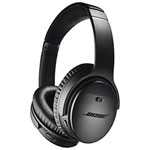 Casque d'écoute Bluetooth à suppression du bruit QuietComfort 35 II de Bose