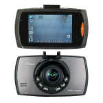 "1080P 2.7"" LCD Car Camera Full HD Dash Cam Crash DVR G-sensor Night Vision HDMI"
