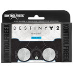 Capuchons Destiny 2: Ghost Édition limitée de KontrolFreek pour manette de PS4
