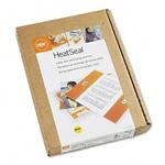 GBC Quartet 3747143 HeatSeal Laminating Pouches 3mm 11-1/2 x 9 200/box