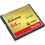 SanDisk SDCFXS-064G-A46 Extreme CompactFlash 64GB
