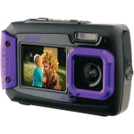 Coleman Elb2V9Wpp Coleman 20.0 Megapixel Duo2 Dual-Screen Waterproof Digital Camera (Purple)