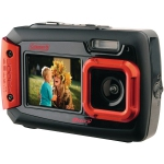 Coleman Elb2V9Wpr Coleman 20.0 Megapixel Duo2 Dual-Screen Waterproof Digital Camera (Red)