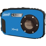 Coleman Elbc9Wpbl Coleman 20.0 Megapixel Xtreme3 Hd And Video Waterproof Digital Camera (Blue)