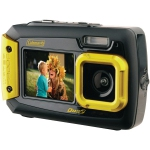 Coleman Elb2V9Wpy Coleman 20.0 Megapixel Duo2 Dual-Screen Waterproof Digital Camera (Yellow)