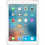 "Apple 9.7"" iPad Pro 128GB, Wi-Fi ONLY in GOLD , Refurbished"
