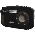 Coleman Elbc9Wpbk Coleman 20.0 Megapixel Xtreme3 Hd And Video Waterproof Digital Camera (Black)