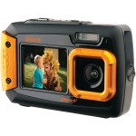 Coleman Elb2V9Wpo Coleman 20.0 Megapixel Duo2 Dual-Screen Waterproof Digital Camera (Orange)