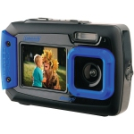 Coleman Elb2V9Wpbl Coleman 20.0 Megapixel Duo2 Dual-Screen Waterproof Digital Camera (Blue)