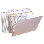 Advanced Organizing Systems VFolder37 Flat Storage File Folders Upto 24 x 36 in.