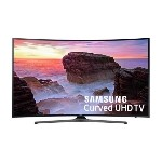 "SAMSUNG 55"" UN55MU650D / UN55MU6500 4K CURVED UHD HDR 120 MOTION RATE LED SMART TV - REFURBISHED"