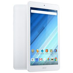 """Acer Iconia One 8"""" 16GB Android 5.1 Tablet with MT8163 Quad Core Processor - White"""
