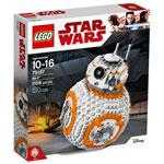 LEGO Star Wars: BB-8 - 1106 Pieces (75187)