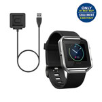 Fitbit Blaze Smartwatch Bundle - Small - Black