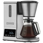 Cuisinart PurePrecision Automatic Pour-Over Coffee Maker - 8-Cup - Stainless Steel/Black