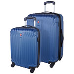 SWISSGEAR Tannensee 2-Piece Hard Side Expandable Luggage Set - Navy