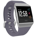 Fitbit Ionic Watch - Blue/Grey/Silver