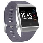 Montre Ionic de Fitbit - Bleu-gris-argenté