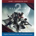 Jeu Destiny 2 et passe d'extension (PS4) - Téléchargement numérique