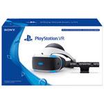 Ensemble avec casque de réalité virtuelle PlayStation VR et caméra - Blanc - Gris