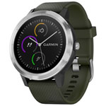 Garmin vívoactive 3 GPS Smartwatch with Heart Rate Monitor - Large - Black