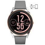 Fossil Q Control Gen 3 44mm Smartwatch with Heart Rate Monitor - Grey