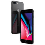 Rogers Apple iPhone 8 Plus 64GB - Space Grey - Premium Plus Plan - 2 Year Agreement