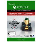 NHL 18 Ultimate Team - 2200 points (Xbox One) - Téléchargement numérique