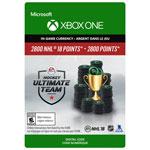 NHL 18 Ultimate Team - 2800 points (Xbox One) - Téléchargement numérique