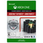 NHL 18 Ultimate Team - Points 8900 (Xbox One) - Digital Download