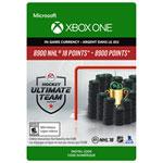 NHL 18 Ultimate Team - 8900 points (Xbox One) - Téléchargement numérique