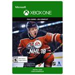 NHL 18 (Xbox One) - Téléchargement numérique